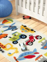 Means of Transport Rug