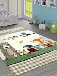 Jungle Farm Rug